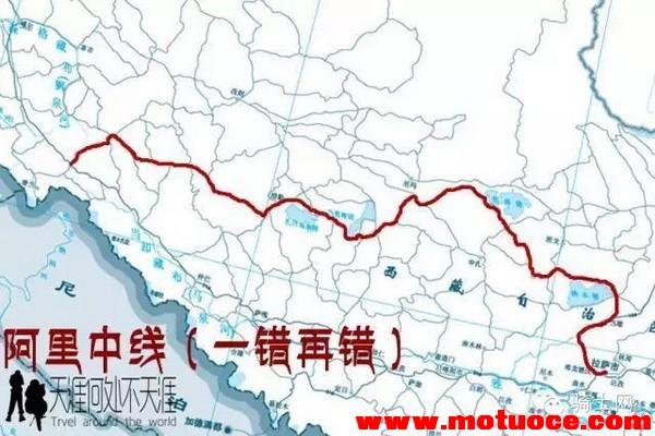 加波措小卖部(50km) - 措勤县(85km) - 畜牧场(50km,扎日楠木错边)